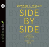 Side by Side: Walking with Others in Wisdom and Love - Unabridged Audiobook [Download]