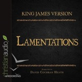 The Holy Bible in Audio - King James Version: Lamentations - Unabridged Audiobook [Download]