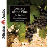 Secrets of the Vine for Teens - Unabridged Audiobook [Download]