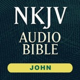 NKJV Audio Bible: John (Voice Only) [Download]