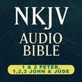 NKJV Audio Bible: I & II Peter, I, II, & III John, and Jude (Voice Only) [Download]
