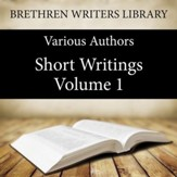 Short Writings Volume 1 - Unabridged Audiobook [Download]