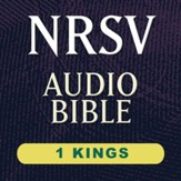 NRSV Audio Bible: 1 Kings (Voice Only) [Download]