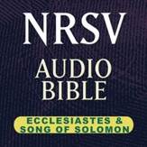 NRSV Audio Bible: Ecclesiastes & Song of Solomon (Voice Only) [Download]