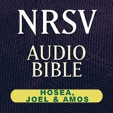 NRSV Audio Bible: Hosea, Joel & Amos (Voice Only) [Download]