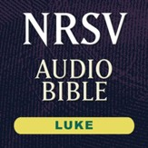NRSV Audio Bible: Luke (Voice Only) [Download]