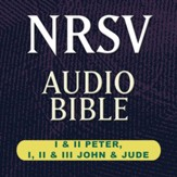 NRSV Audio Bible: I & II Peter, I, II, & III John, and Jude (Voice Only) [Download]