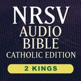 NRSV Catholic Edition Audio Bible: 2 Kings (Voice Only) [Download]