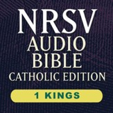 NRSV Catholic Edition Audio Bible: 1 Kings (Voice Only) [Download]