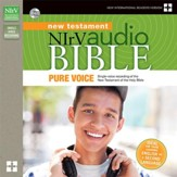 NIrV Audio Bible New Testament, Pure Voice: Single-voice recording of the New Testament Audiobook [Download]