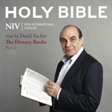 NIV, Audio Bible 3: The History Books Part 2, Audio Download Audiobook [Download]