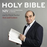 NIV, Audio Bible 8: Acts and Letters, Audio Download Audiobook [Download]