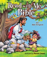 Read with Me Bible, NIrV: NIrV Bible Storybook - Revised edition Audiobook [Download]