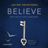Believe Devotional: What I believe. Who I am becoming. - Unabridged edition Audiobook [Download]