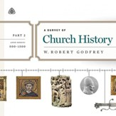 A Survey of Church History, Part 2 AD 500-1500 Teaching Series - Unabridged edition Audiobook [Download]
