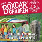 The Detour of the Elephants - Unabridged edition Audiobook [Download]