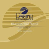 Blessing And Honor [Music Download]