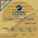 Come Thou Fount [Music Download]