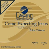 Come Expecting Jesus [Music Download]