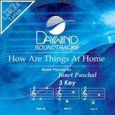 How Are Things At Home [Music Download]