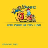 Jesus Knows Me (This I Love) [Music Download]