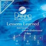 Lessons Learned [Music Download]