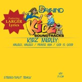 Kidz Medley (Hallelu Hallelu, Praise Him, God Is Good) [Music Download]