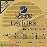 Love Is Here [Music Download]