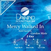 Mercy Walked In [Music Download]