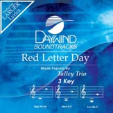 Red Letter Day [Music Download]