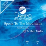 Speak To The Mountain [Music Download]