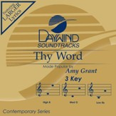Thy Word [Music Download]