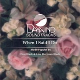 When I Said I Do [Music Download]