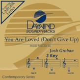 You Are Loved (Don't Give Up) [Music Download]