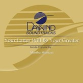 Your Latter Will Be Your Greater [Music Download]