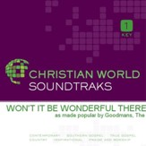 Won'T It Be Wonderful There [Music Download]