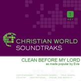 Clean Before My Lord [Music Download]