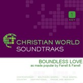 Boundless Love [Music Download]