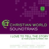 I Love to Tell the Story [Music Download]