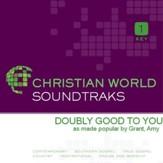 Doubly Good To You [Music Download]