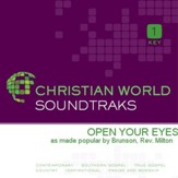 Open Your Eyes [Music Download]