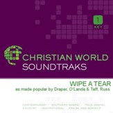 Wipe A Tear [Music Download]