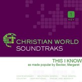 This I Know [Music Download]