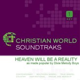 Heaven Will Be A Reality [Music Download]