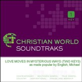 Love Moves In Mysterious Ways [Music Download]