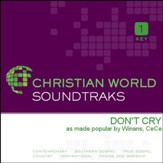 Don't Cry [Music Download]
