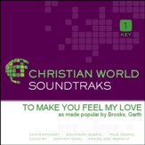 To Make You Feel My Love [Music Download]