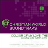 Colour Of My Love, The [Music Download]