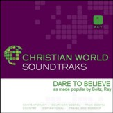 Dare To Believe [Music Download]