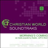 Morning'S Coming [Music Download]